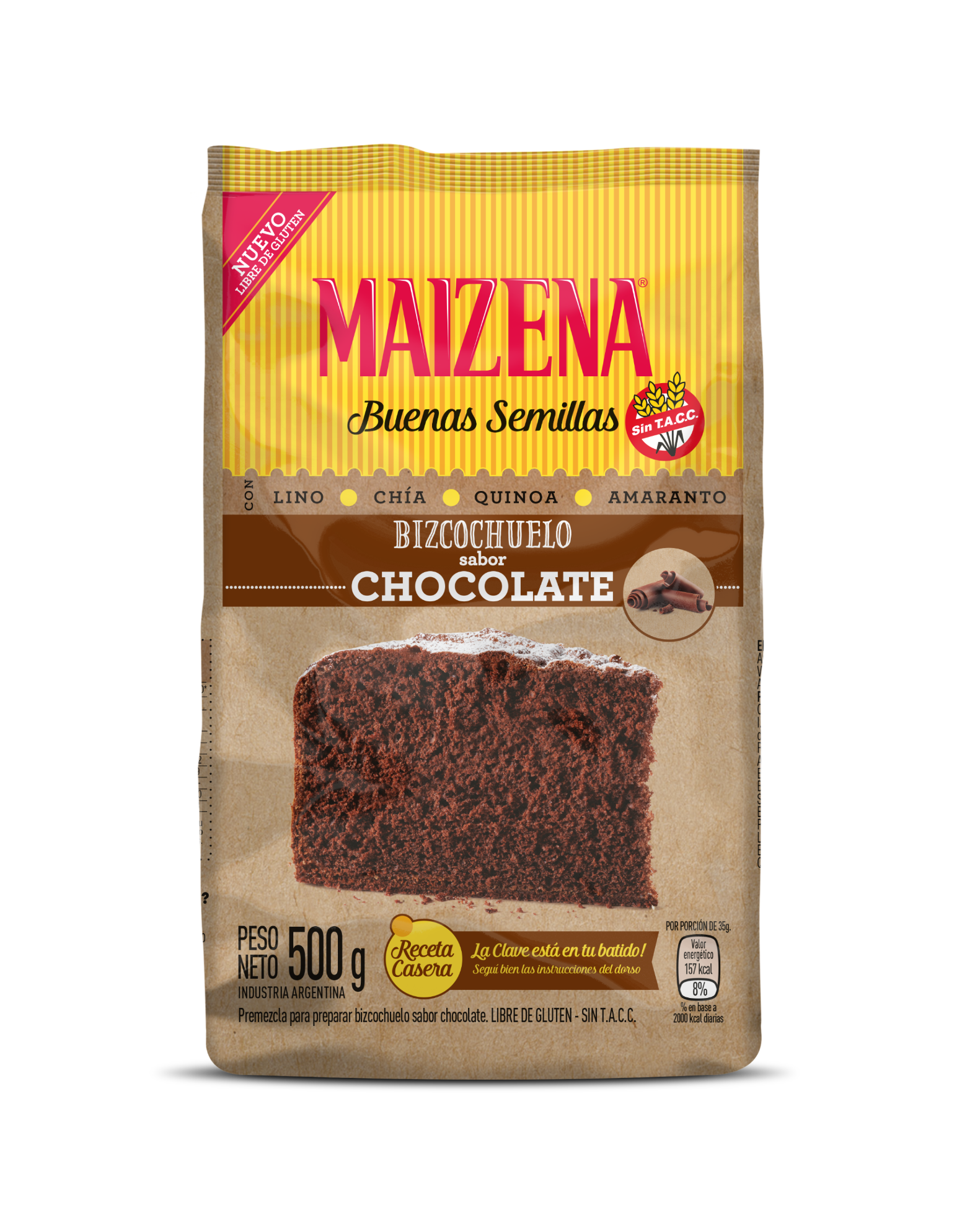 BIZCOCHUELO CHOCOLATE png