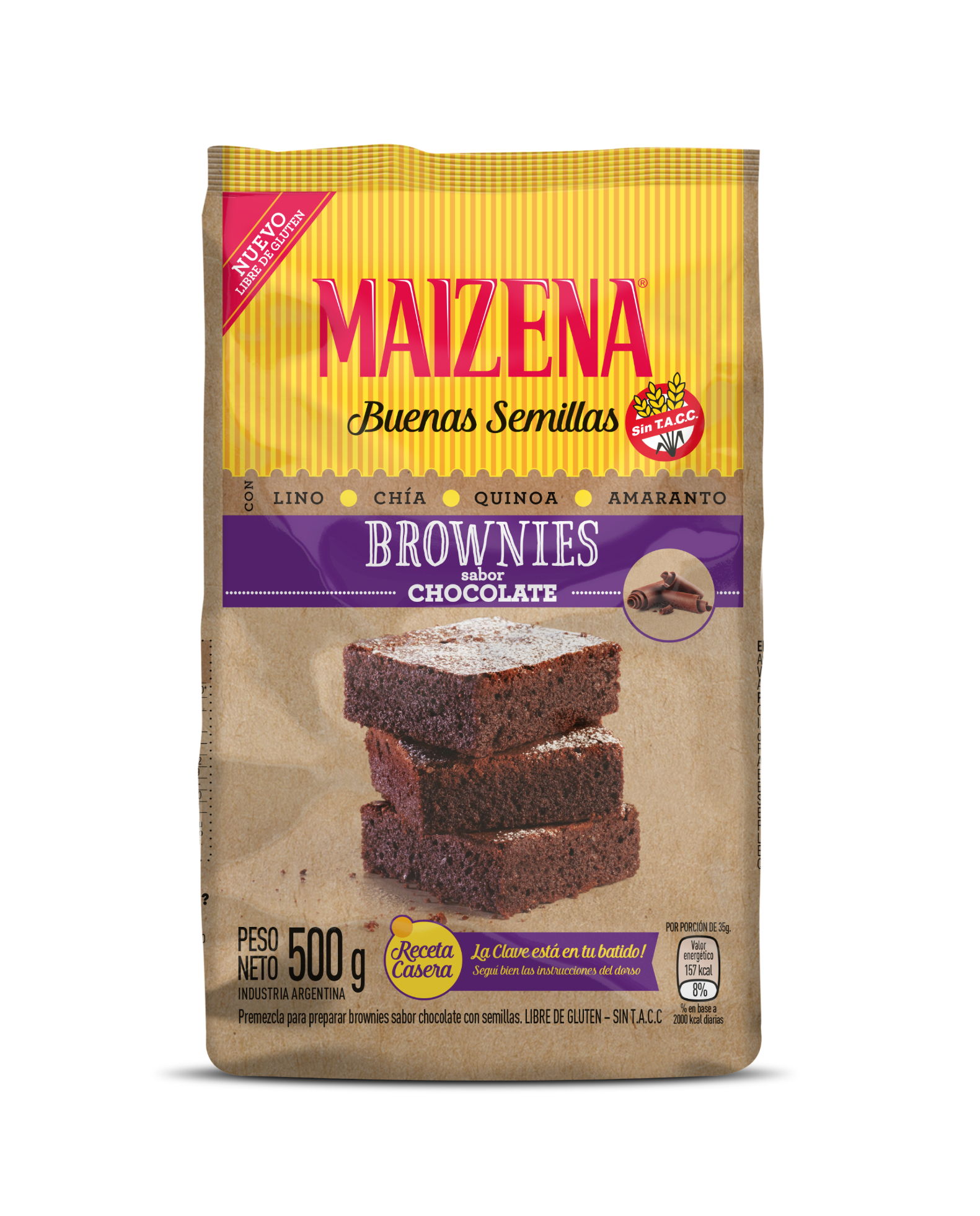 BIZCOCHUELO brownie
